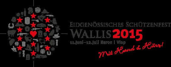 Schützenkönig - Eidg. Schützenfest Wallis 2015